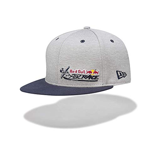 Red Bull Air Race 9Fifty Compass Flat Cap, Gris Unisexo Talla única F