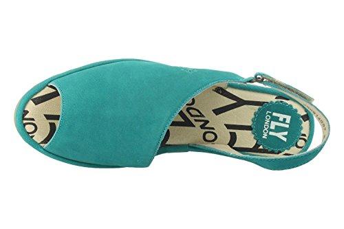 FLY LONDON Sandali P500814007 Verde