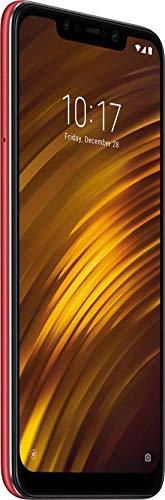 Xiome Poco F1 6.18inch FHD Display (6 GB RAM, 64 GB, Rosso Red)