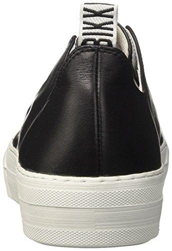 BIKKEMBERGS Herren Tdk 882 Niedrige Sneaker Bianco