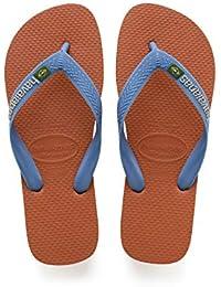 7122fcb40869 Amazon.co.uk  Orange - Flip Flops   Thongs   Women s Shoes  Shoes   Bags