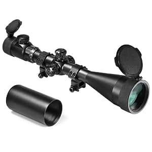 Barska Swat Extreme Tactical-30 6-24x60 Lunettes de visée Noir