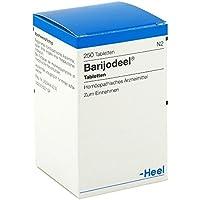 BARIJODEEL Tabletten 250 St preisvergleich bei billige-tabletten.eu