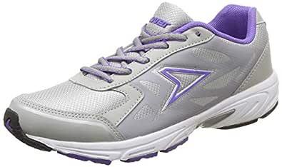 Power Women's Scott Grey Running Shoes-3 UK/India (36 EU) (5392101)
