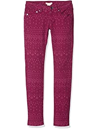 Roxy Sea Horse Jean Fille Good Morning Ikat Red