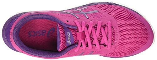 Asics 33-dfa 2, Chaussures de Running Compétition femme Rose (berry/purple/silver 2133)