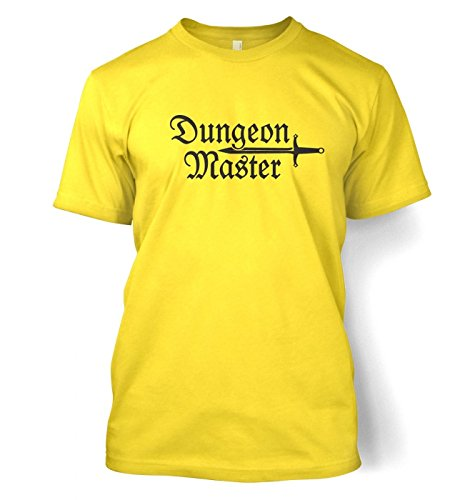 Fantasy Fiction Tshirts By Big Mouth Herren Blusen T-Shirt Daisy Gelb