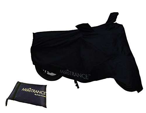 Mototrance Black Bike Body Cover For Royal Enfield Classic 350  available at amazon for Rs.249