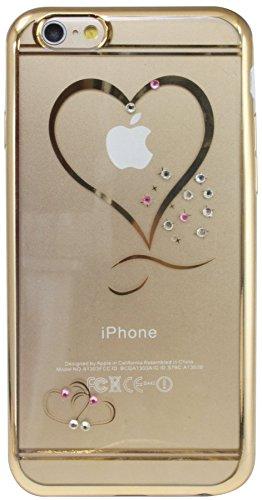 """Motiv Silikonschale """" LUXURY"""" SchutzHülle für Iphone 8 Silikon Hülle Bumper Tasche TPU DESIGN-5 @ Energmix ? Design 1"""