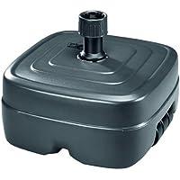 Best 62400050 - Soporte para sombrilla, 40 L, rellenable, color negro