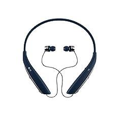 LG Tone Ultra HBS-820 Bluetooth Wireless Stereo Headset - Navy Blue
