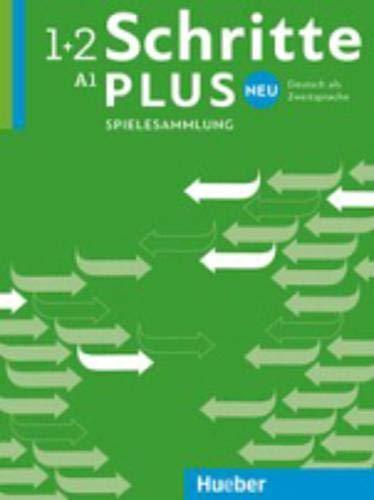 Schritte plus Neu 1+2: Deutsch als Zweitsprache / Spielesammlung