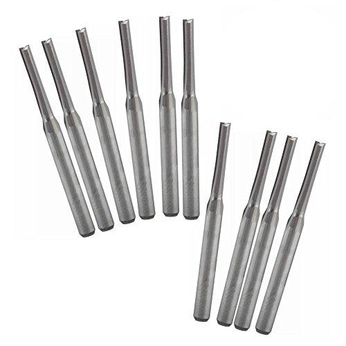 5 x 6,35 mm bis 3,175 mm Gravur Bit CNC-Fr?ser-Werkzeug-Adapter Flexibilit?t