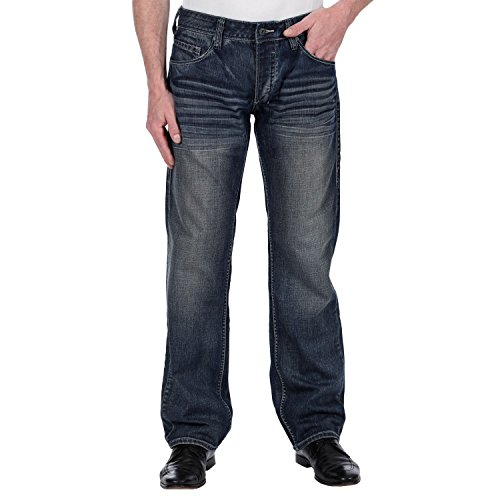 Mustang 5-pocket Jeans Michigan regular fit 054 authentic wash 29