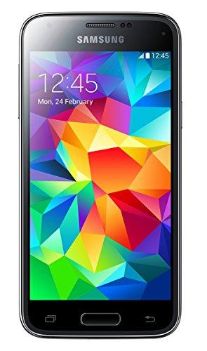 Samsung SM-G800FZKABTU - G800 Galaxy S5 Mini 16GB LTE - Black - Samsung Galaxy Mini S5 Lte 4 G