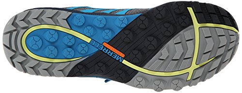 Merrell All Out Charge Herren Trekking- & Wanderhalbschuhe Blau (Racer Blue/Marineblau)