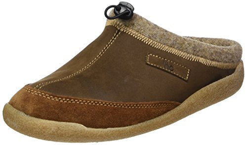 Hans Herrmann Collection hhc Filz 180204, Chaussures mixte adulte marron (Brown - Braun/t moro)