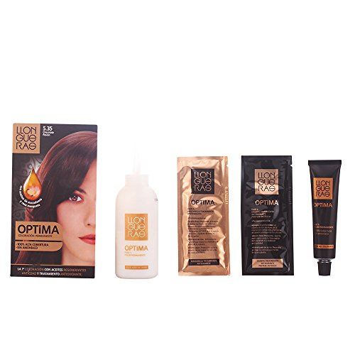 Llongueras LLONGUERAS OPTIMA hair colour #5.35-passion chocolate