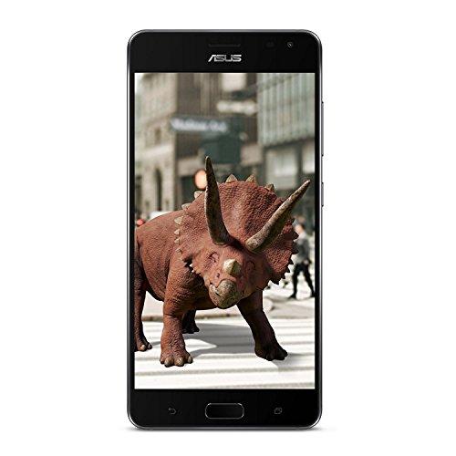"ASUS ZenFone ZS571KL-2A063A 5.7"" Doppia SIM 4G 6GB 128GB 3300mAh Nero smartphone"