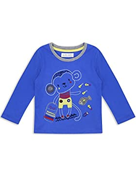 The Essential One - Bebé Infantil Niños Camiseta / T-Shirt - Azul - EOT231