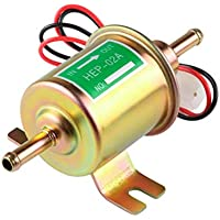 sdfghzsedfgsdfg Alto Rendimiento 12 V Gasolina Diesel Gasolina Aceite Combustible Universal Eléctrico Bomba de carburador líquido