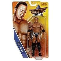 WWE Summerslam Action 2017 serie Basic Action Figure - THE ROCK 1999 ABBIGLIAMENTO 'The Great UNO' - WWE Summerslam PPV 2017 base serie Action Figure - l'abbigliamento Rock 1999 'Quella grande'