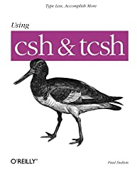 Using csh & tcsh  (en anglais)
