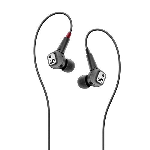 Sennheiser IE 80 S   Auriculares de alta fidelidad para iOS, color negro