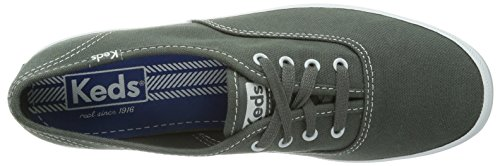 Keds Champion Damen Sneakers Grau (Steel Grey)