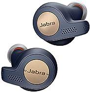 Jabra Elite Active 65t Écouteurs - Écouteurs de sport Bluetooth à Isolation passive du bruit avec capteur de m