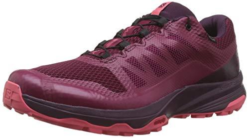 Salomon XA Discovery GTX W, Zapatillas de Trail Running para Mujer, Rosa Beet Red/Potent Purple/Calypso...