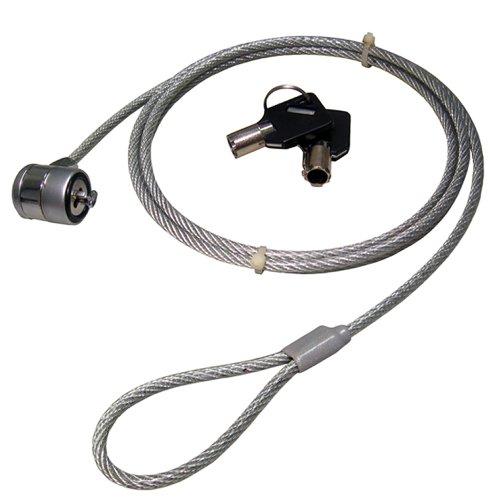 ordenador-portatil-seguridad-cable-con-barril-bloquear-llave-para-kensington-espacio