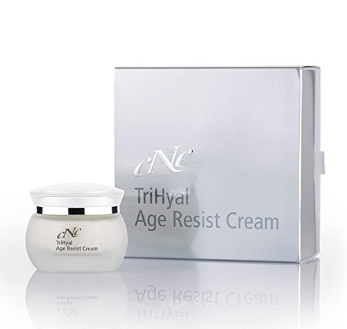 CNC cosmetic aesthetic world TriHyal Age Resist Cream