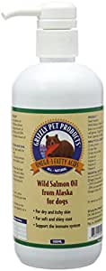 Grizzly Salmon Oil for Dogs 500 ml