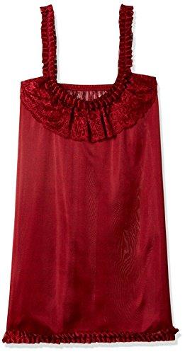 Klamotten Women's Nightwear (Kn77_Maroon_Free Size)