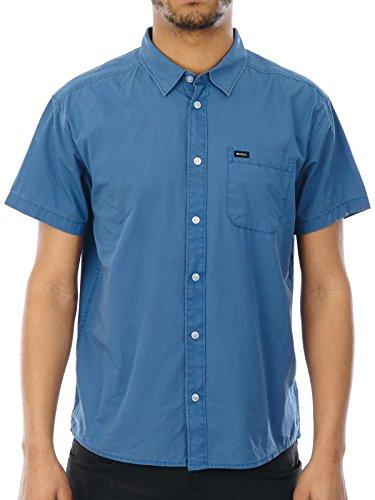 herren-hemd-kurz-rvca-front-lawn-shirt
