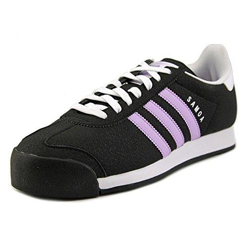 Adidas Originals Samoa W Nero / purglo / ftwwht casual Calzature 7.5 Us