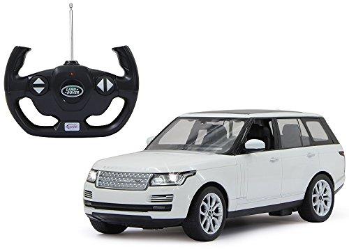 ferngesteuertes formel 1 auto RC Range Rover 2013 Modell - ferngesteuert inkl. Fernbedienung - RTR (wählen Sie den Maßstab) (1:14 - weiß)