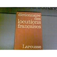 Pratique Larousse locutions