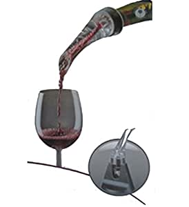 Décanteur de vin Sur Goulot de Bouteille