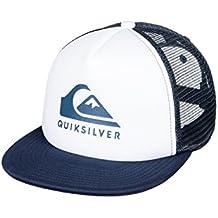 Quiksilver Foamslay - Gorra Trucker para Hombre AQYHA04033 d0adb6080b8