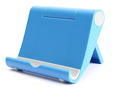 MinYuocom Handy Ständer Tablette Halter Halterung Tisch Mehrfachwinkel Faltbar MZEA059U (Classic Video Ipod Tasche)