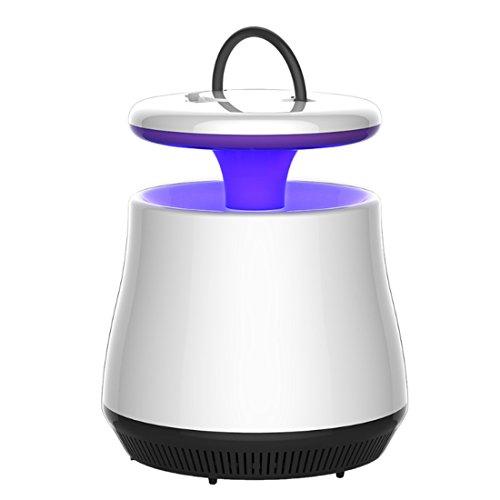 Forweilai UV-Licht Mückenfalle Elektrisch Licht Keine Strahlung USB Insektenvernichter Insektenfalle Moskito Killer Lampe