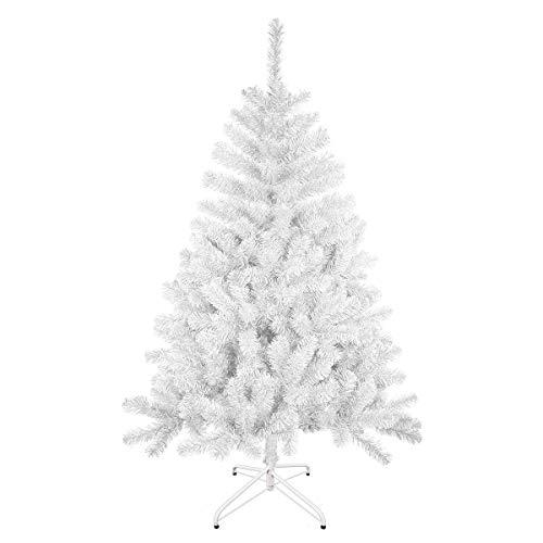 SOLAGUA NAVIDAD - Árbol de Navidad Artificial Arboles Abeto C/Soporte 120-240cm