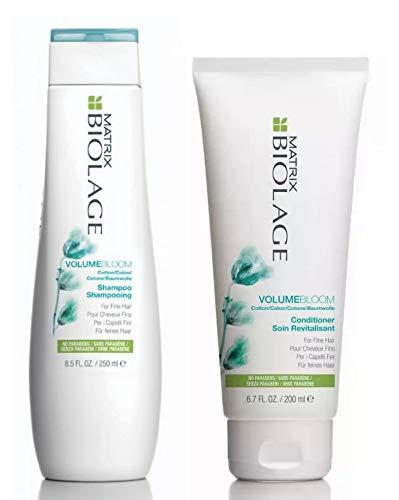 Biolage-Volumebloom-Shampoo (250 ml) & -Spülung (200 ml) von Matrix