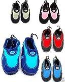 Blue Rush Ladies Beach Wetsuit Aqua Shoes