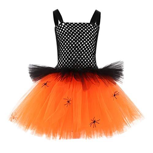 Der Kostüm Liebe Hippie Kind - Livoral Kleinkind Jungen Mädchen Mein erstes Halloween Baby Kürbis Kostüm Strampler Hosen Cap Kinder Kleidung (Orange,120)