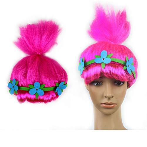 AmyGline Damen Perücke Schöne Party Perücke Disco Cosplay Perücke Afro Maskerade Lustige Haar ()