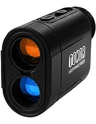 Tonor 600m Télémètre Laser de Golf pour Télémétrie Chasse Pêche Scan Noir