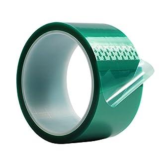 Hohe Temperatur Polyester Masker Tape grün hohe Temperatur Isolierung Paket für verschiedene Arten von Motoren und elektronischen Komponenten wie Transformers, Leiterplatte Auflage, Motoren, Kondensatoren